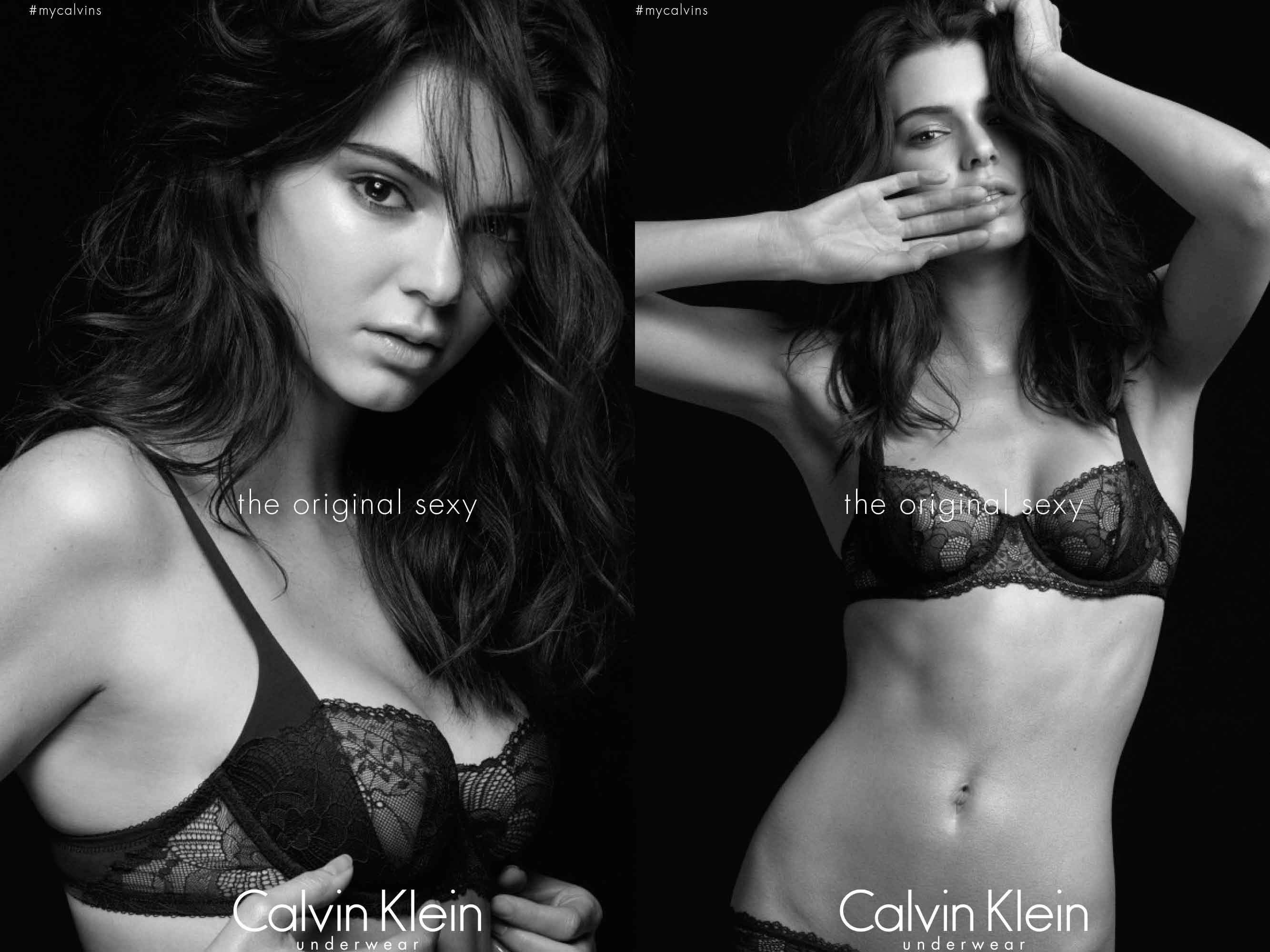 bb1c73e0a469 Kendall Jenner stars in 'The Original Sexy' Calvin Klein Underwear campaign  | The Independent