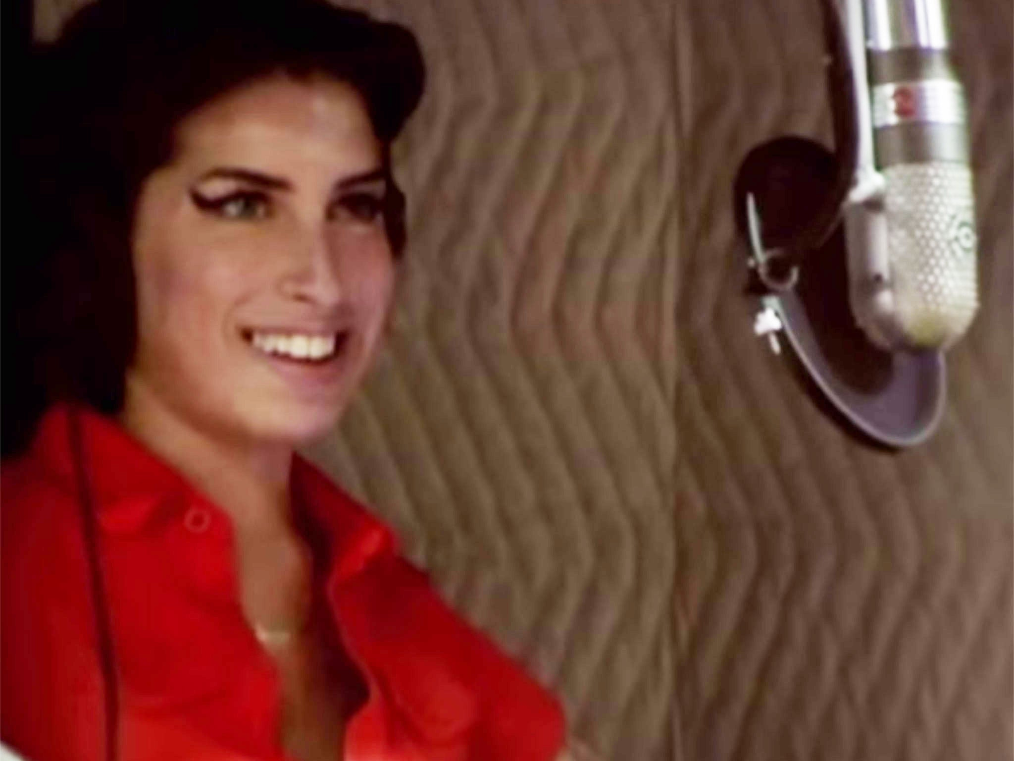 f16e0fc6c37f7 Amy Winehouse records 'Back to Black' in Asif Kapadia's new documentary