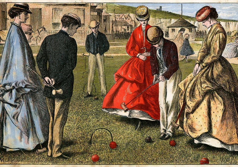 Croquet will be extinct by 2037, study finds | The Independent