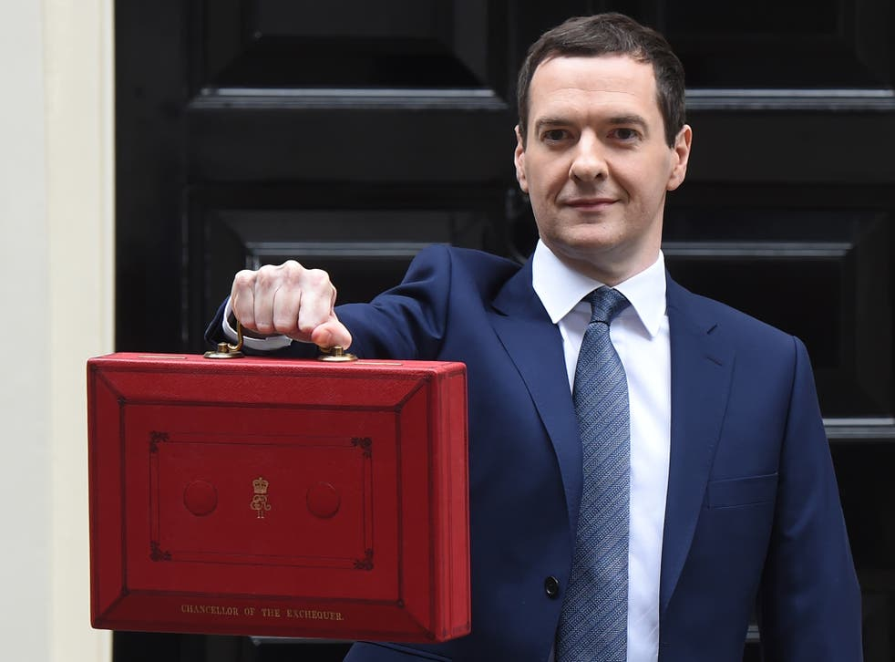 George Osborne delivered the first all-Conservative Budget in nearly two decades
