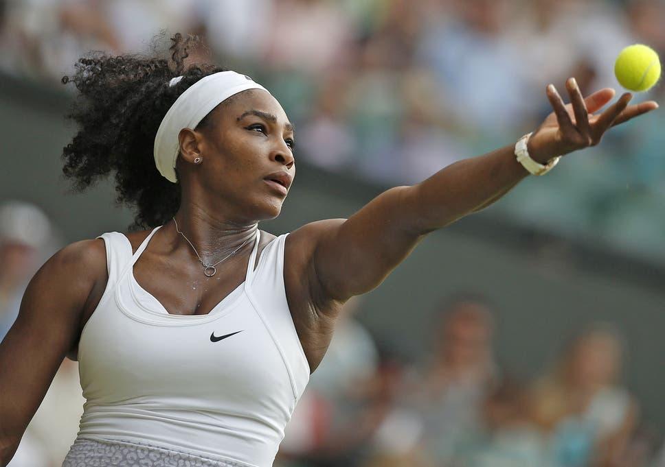 Venus Throws Herself At Waiting Arms Of >> Wimbledon 2015 Nick Bollettieri To Beat Serena Williams