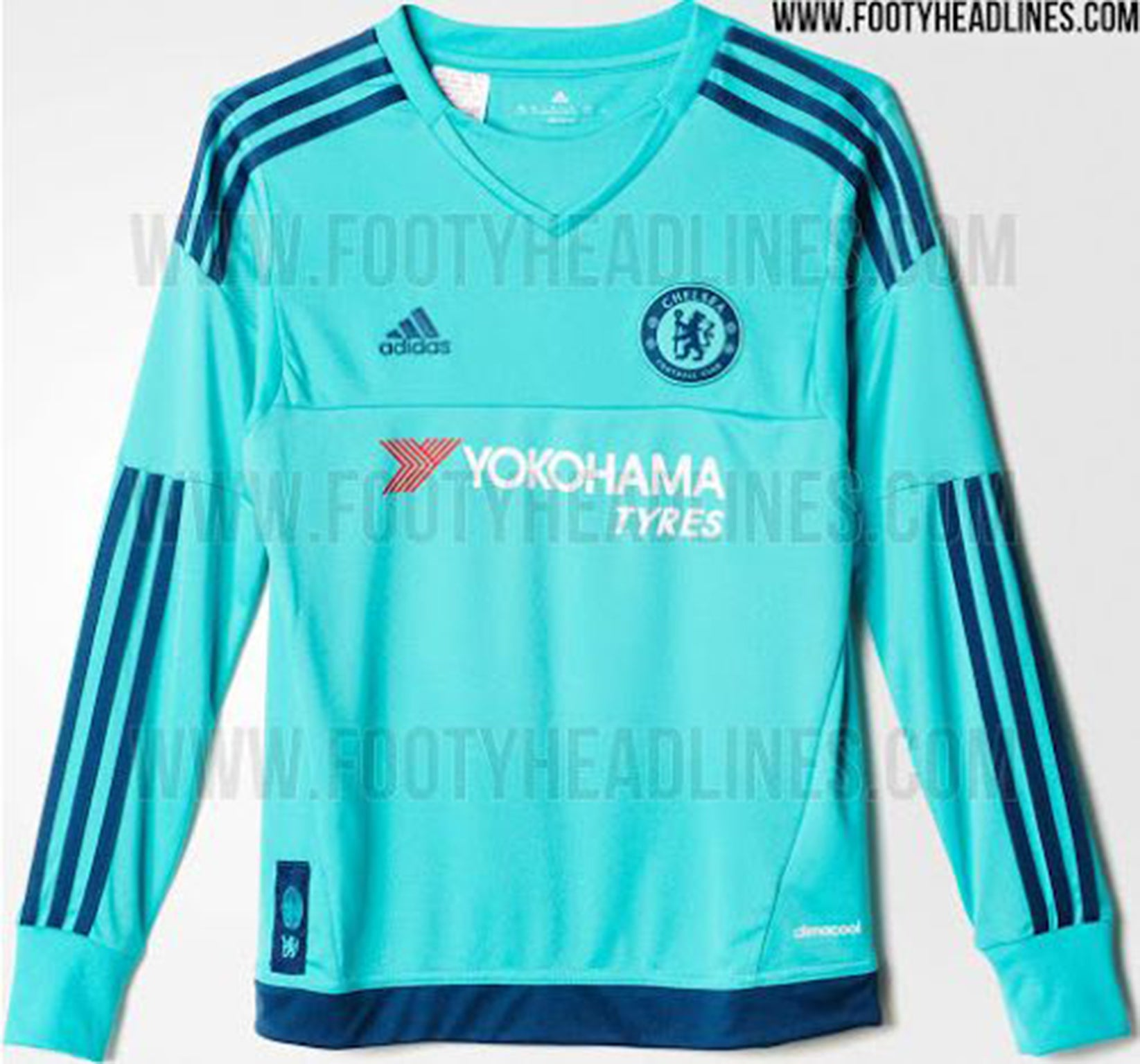 Chelsea 2015/16 goalkeeper kit leaked as new images appear