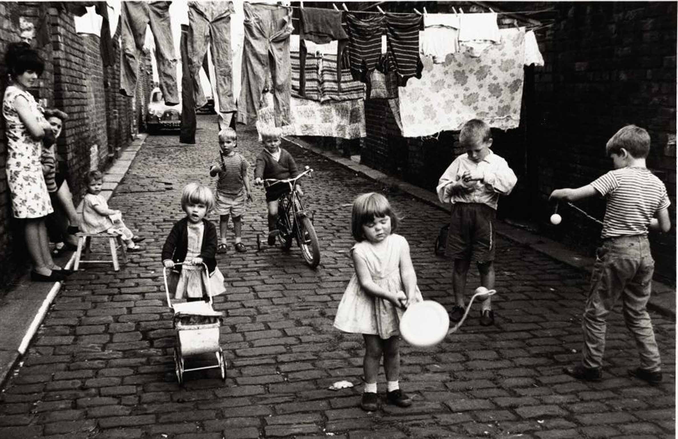 How Photographer Shirley Baker Chronicled Manchester S