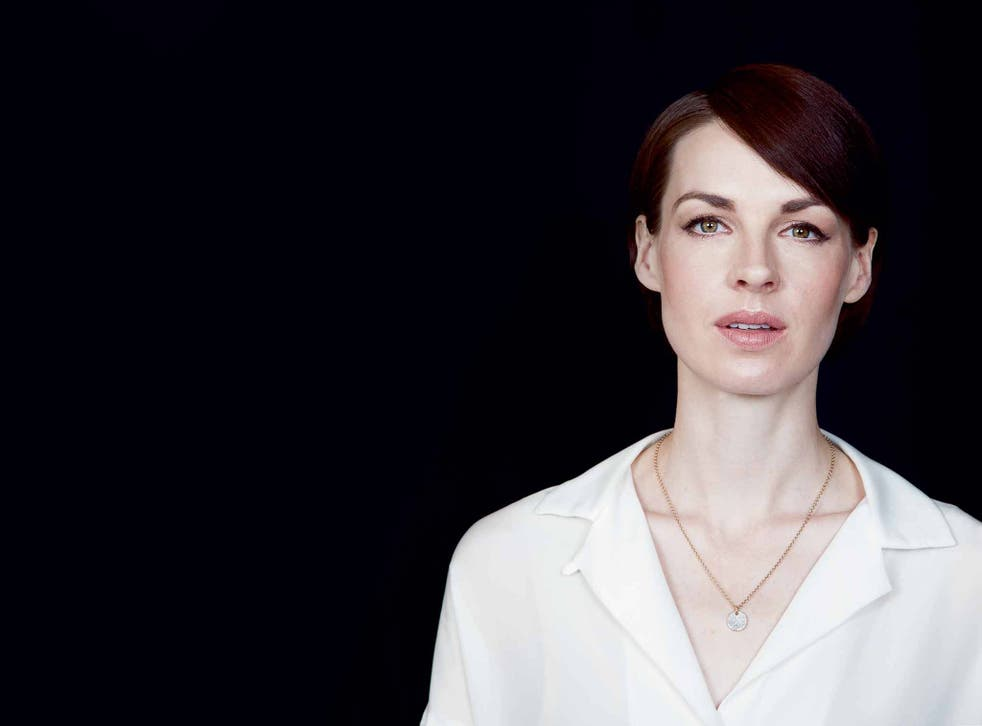 Jessica Raine is making a career of living in the past