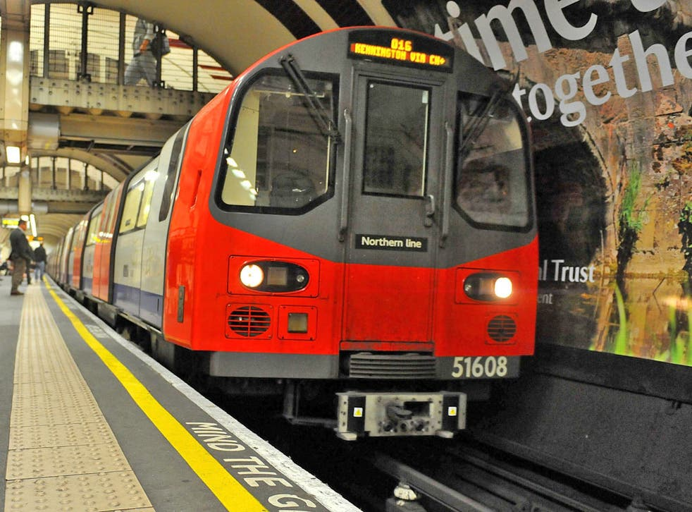 Tube drivers have gone on strike over night shifts