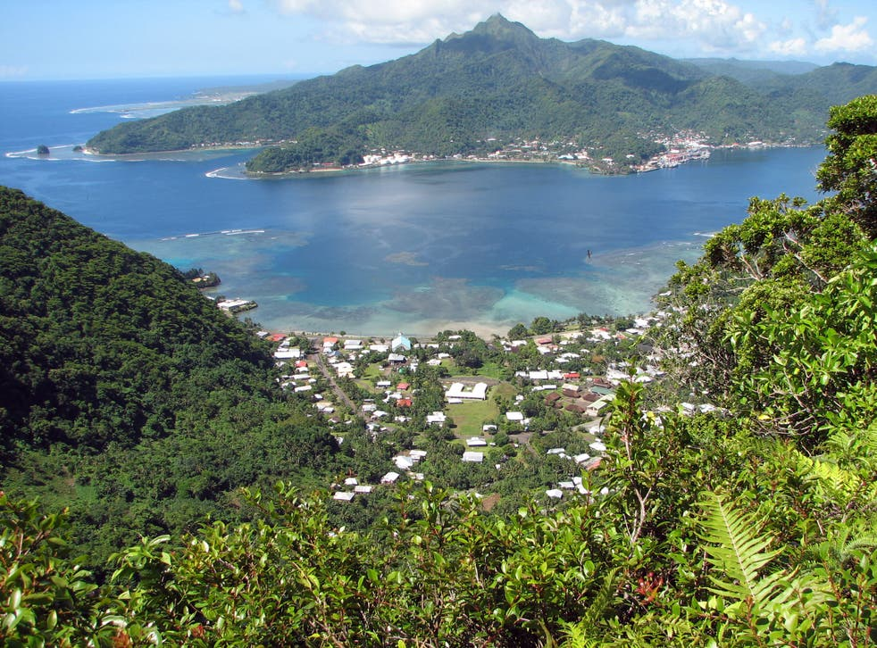 American Samoa is not yet sure whether the Supreme Court's same-sex marriage ruling applies (Wikimedia)