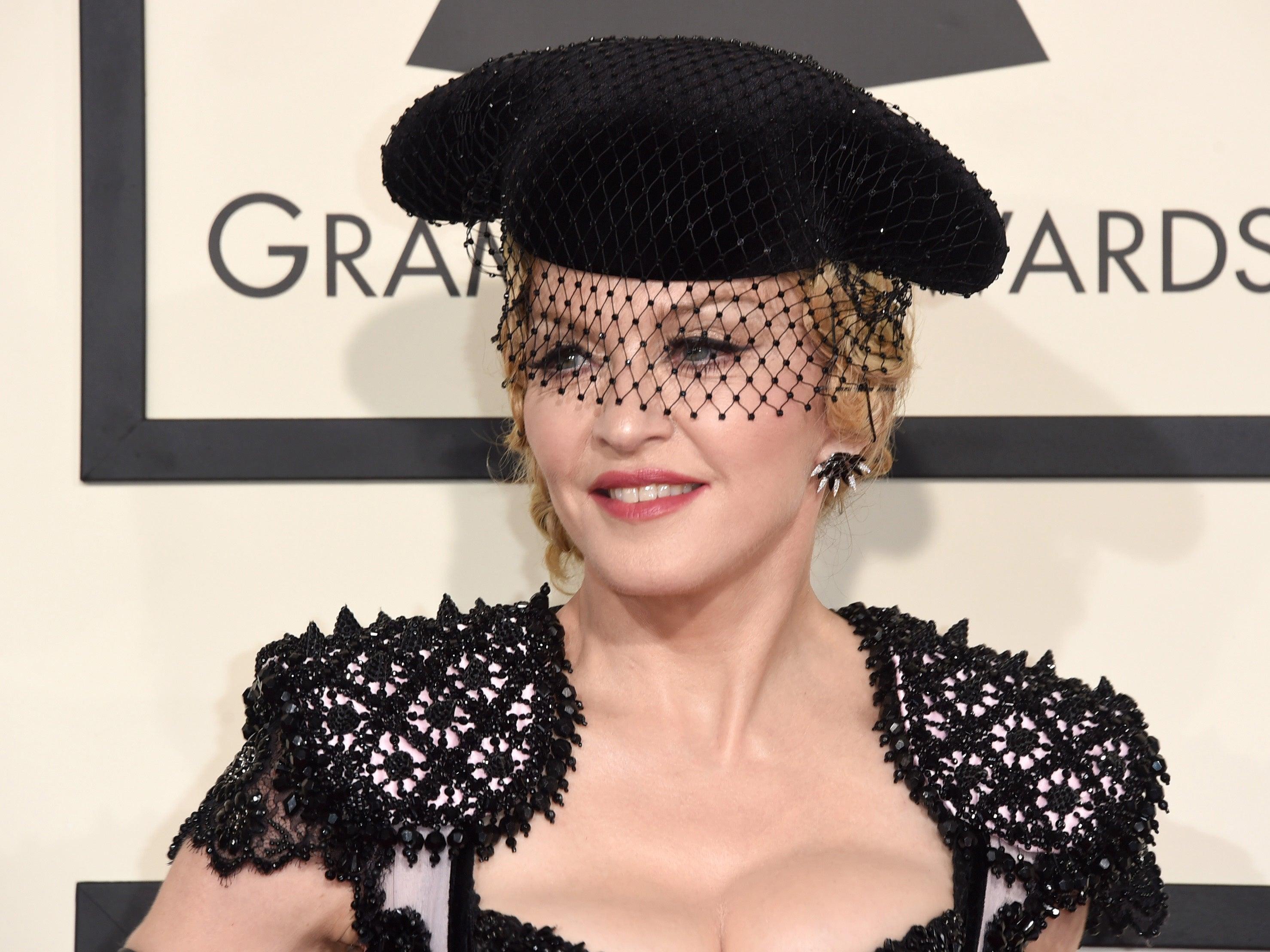 Hacked Madonna nudes (49 photo), Tits, Fappening, Instagram, underwear 2015