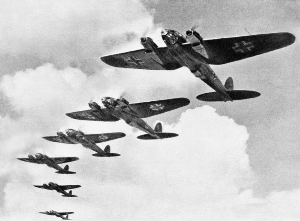 The Royal Air Force and Nazi German forces clashed in the skies above Britain in 1940 (Wikimedia)