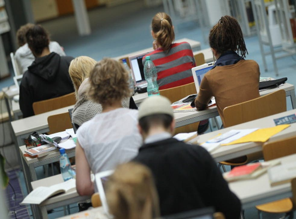 Foreign students will be banned from working while they are studying in the UK