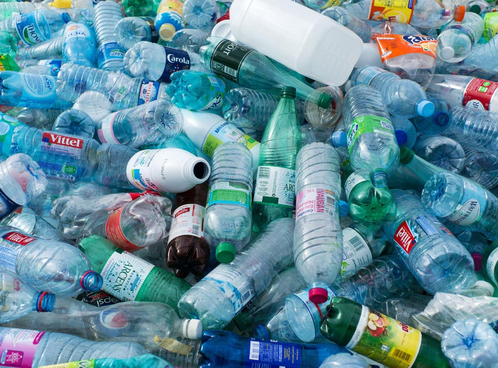 Soft-drink giant's new plan does not include any target to reduce the amount of plastic packaging it produces