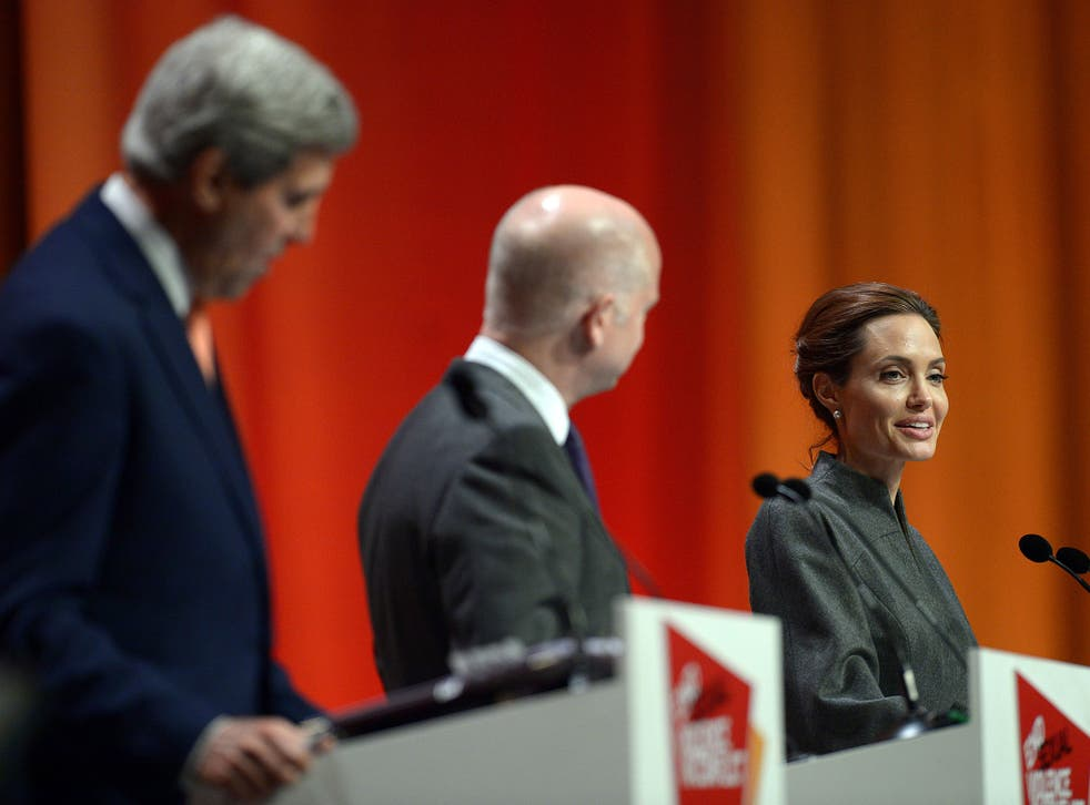Madeleine Rees has worked with William Hague and Angelina Jolie-Pitt