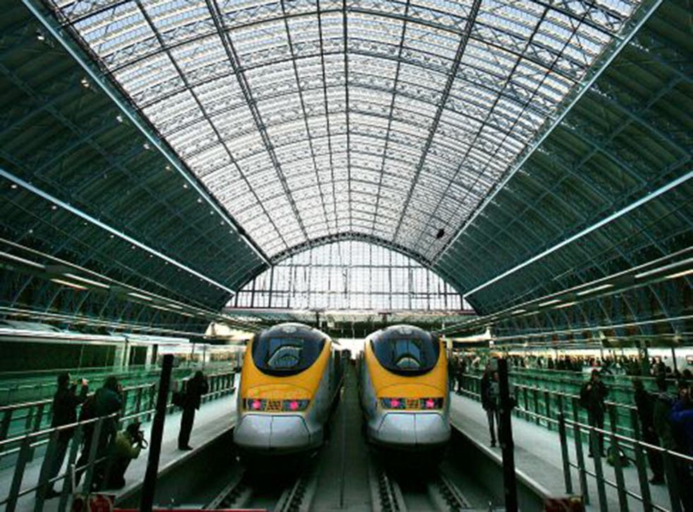The HS2 terminus at Euston is about half a mile from HS1 at St Pancras