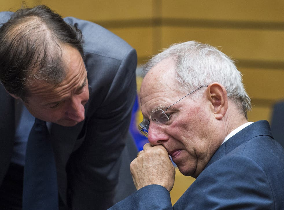 Schaeuble said Greece would need to do more to persuade Germany to agree to a new loan