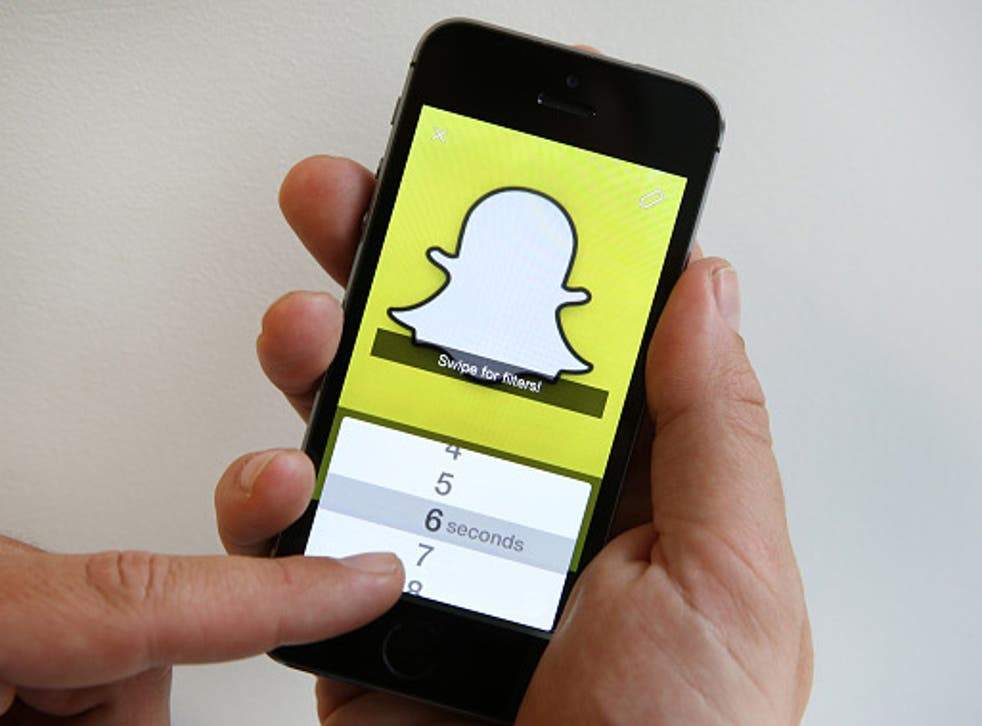 Snapchat, which has 100 million daily active users, allows picture messages to vanish after seconds