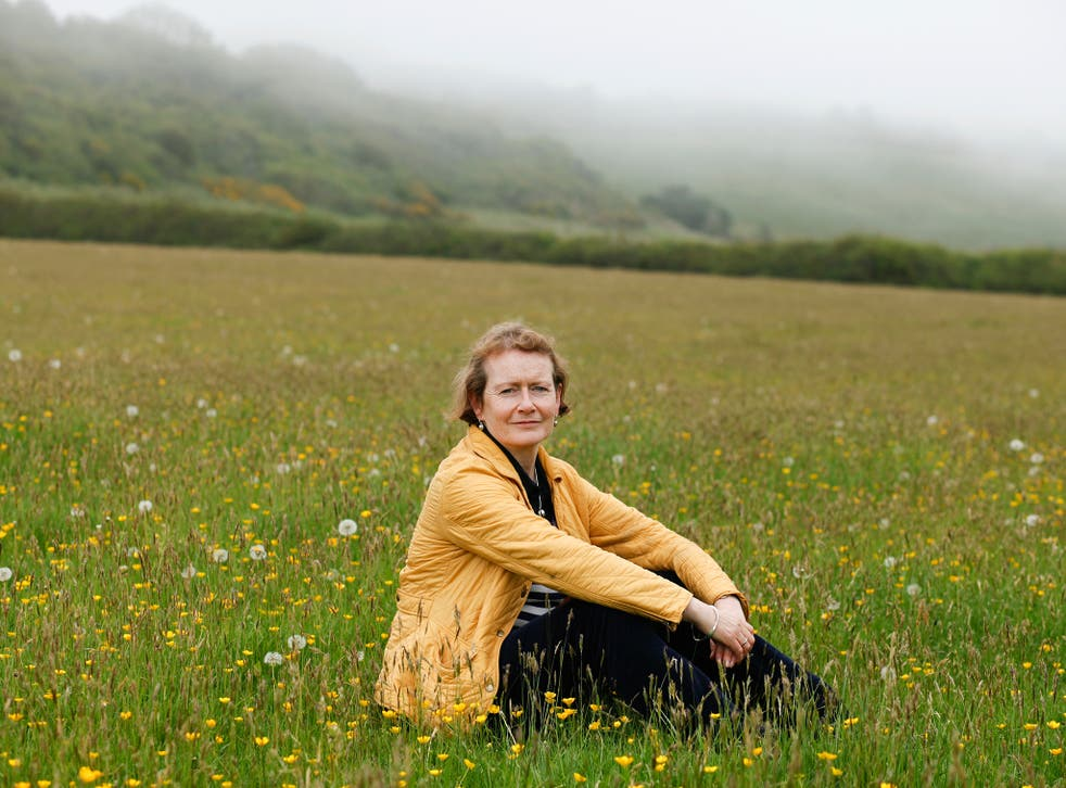 Helen Ghosh  says the National Trust's toughest job is protecting its countryside