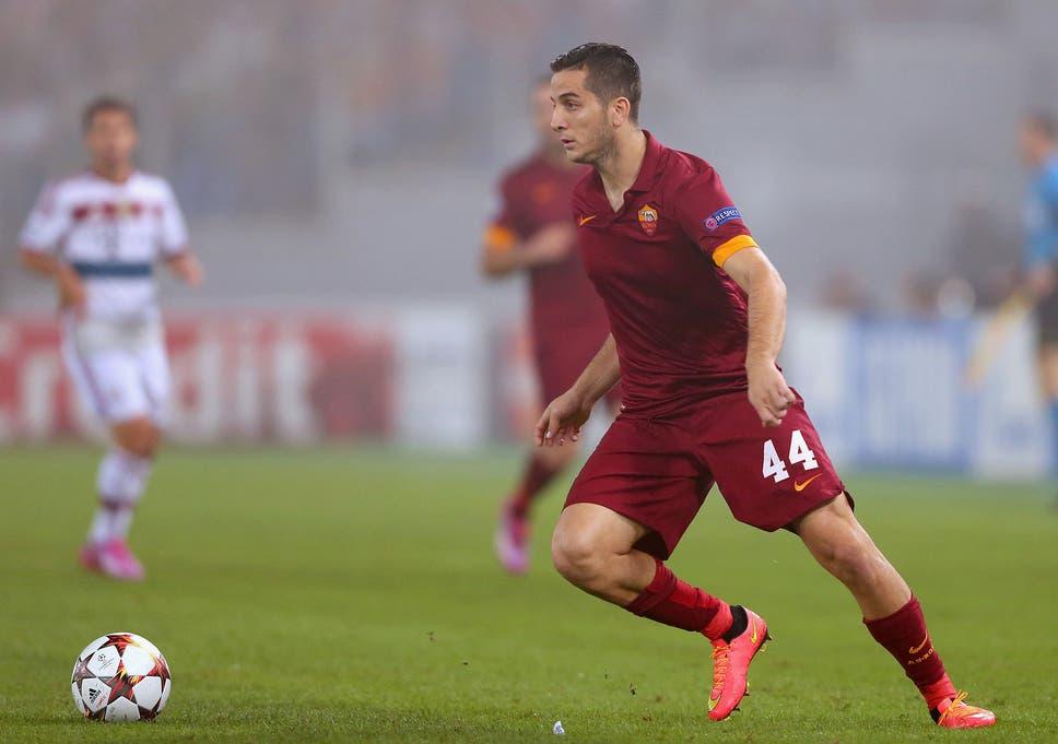 09662f2539a Arsenal transfer news  Arsene Wenger  targets  Roma defender Kostas ...