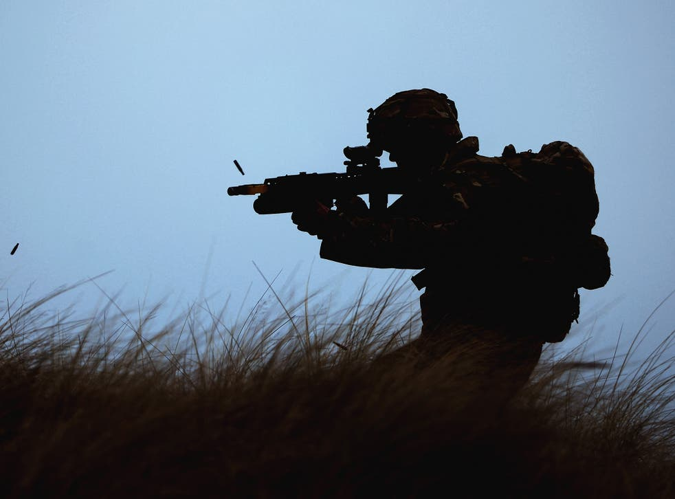 SAS troops were reportedly part of the US mission in Syria that saw senior Isis commander Abu Sayyaf shot and killed