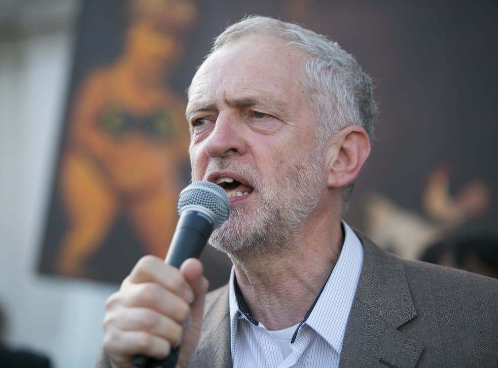 Jeremy Corbyn has been winning plaudits for his performances at leadership hustings and has secured the backing of Britain's biggest trade union, Unite (PA)