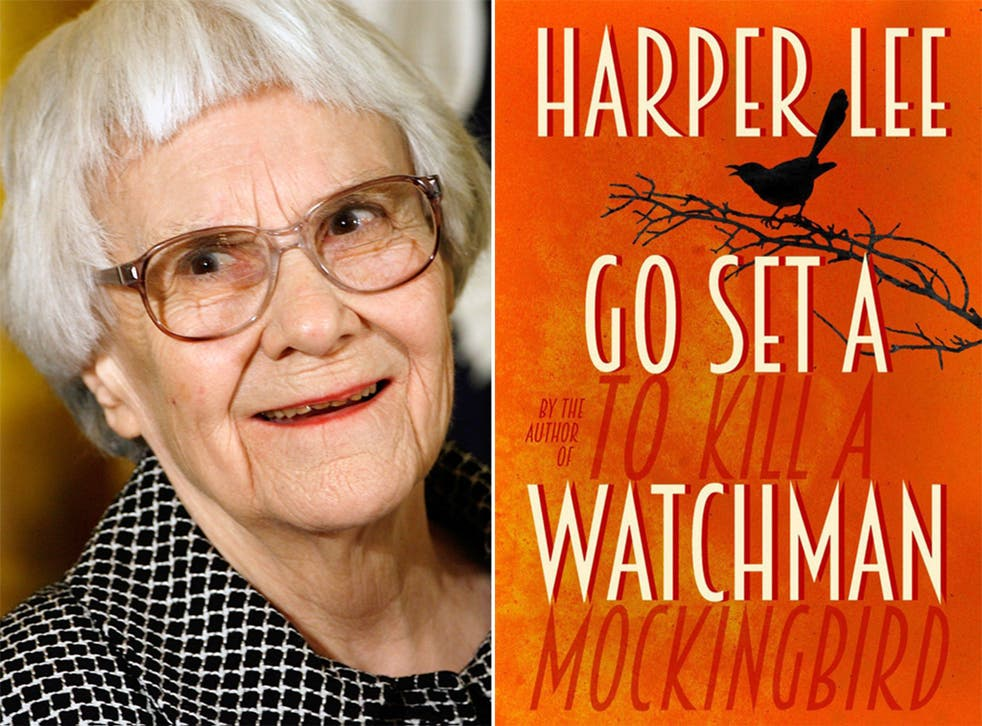 The manuscript of Harper Lee's novel was found by her lawyer in 2014