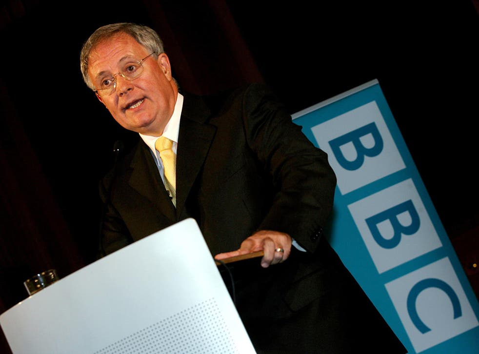 Sir Michael Lyons is a former chairman of the BBC Trust