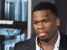 """50 Cent se retracta del respaldo de Trump: """"nunca me gustó"""""""