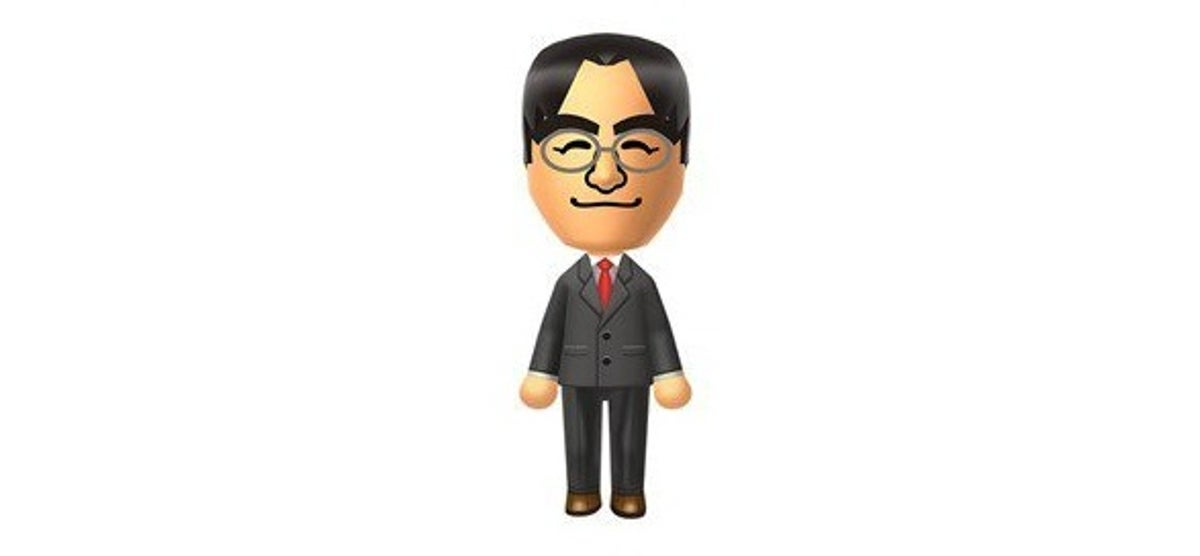 Satoru Iwata Dead Nintendo President Changed His Mii To Reflect His Illness The Independent The Independent
