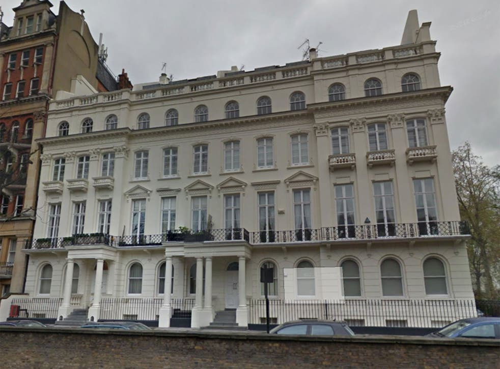 Hyde Park Mansion Set To Become Britain S Most Expensive Home After 280m Bid The Independent The Independent