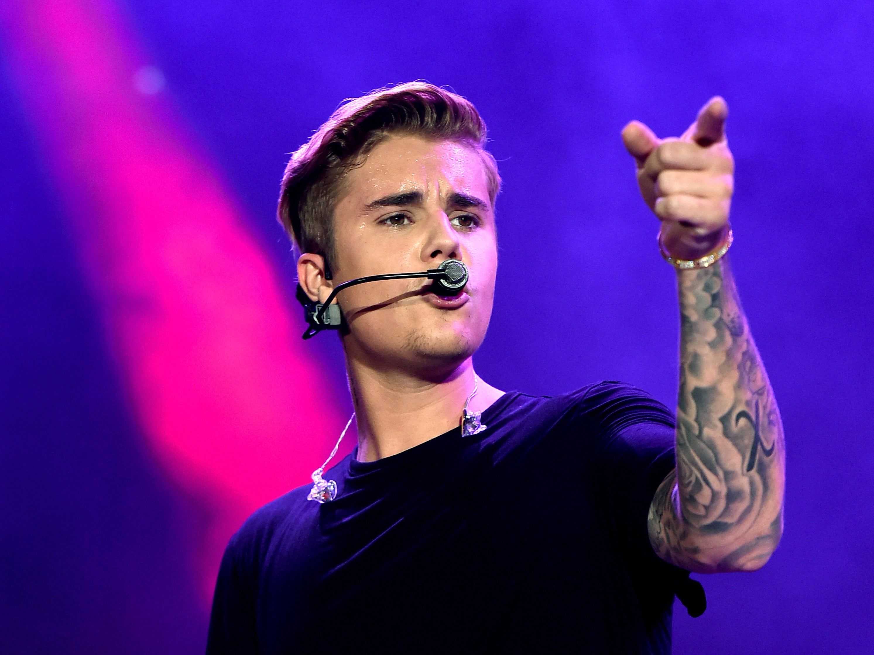 Justin Bieber Purpose 2016 world tour dates for UK announced The