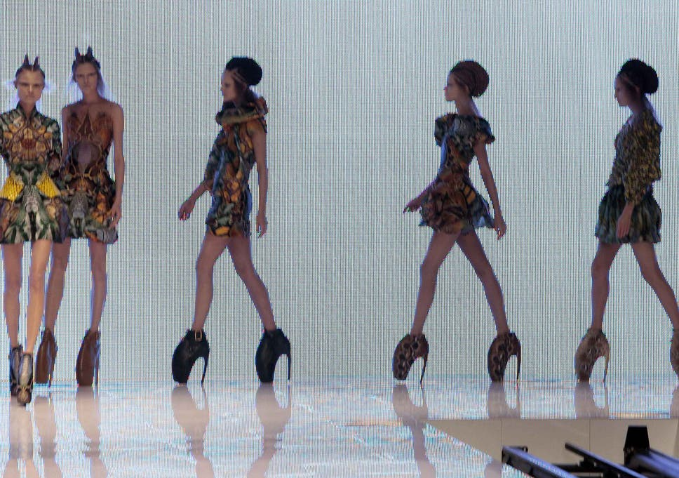 97e3f06127e0 Alexander McQueen s iconic Armadillo Boots to be auctioned for charity