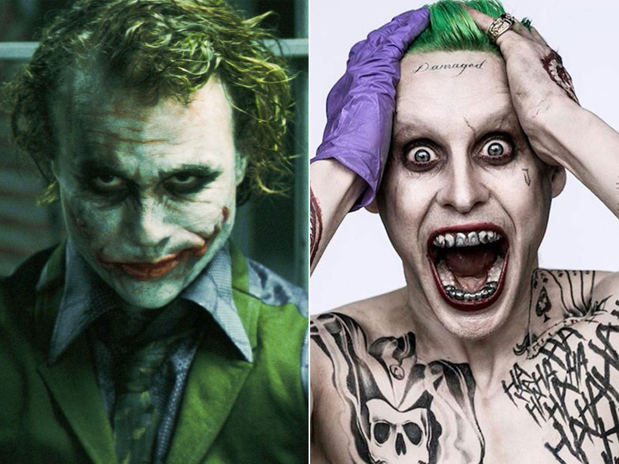 Suicide Squad Jared Leto Promises His Joker Is So Chilling He