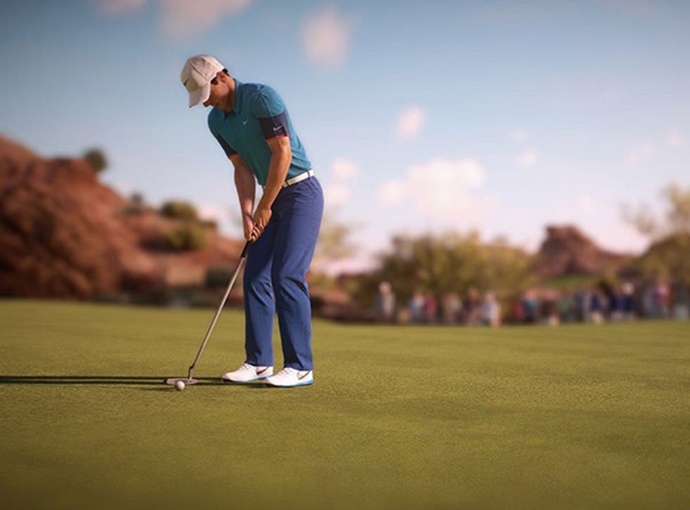 Rory Mcilroy Pga Tour Review As Rewarding And Frustrating As Being On The Course As Golf Comes To Life Like Never Before The Independent The Independent