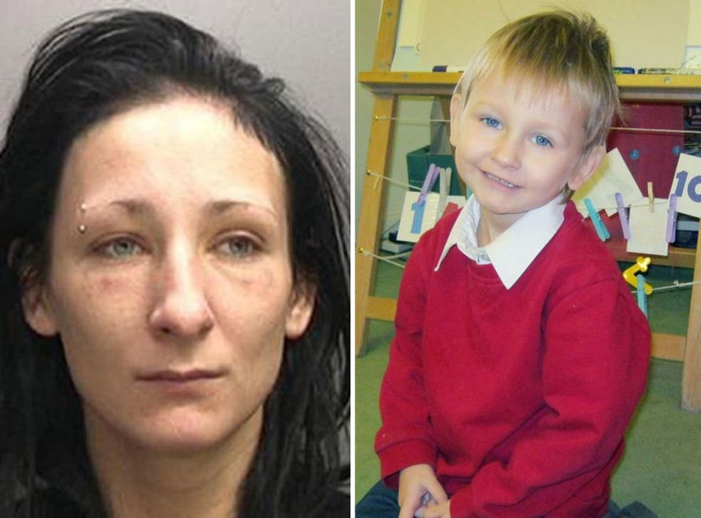 Magdalena Luczak, the mother of murdered four-year-old Daniel, has died at HMP Foston Hall Prison, the Ministry of Justice has said.