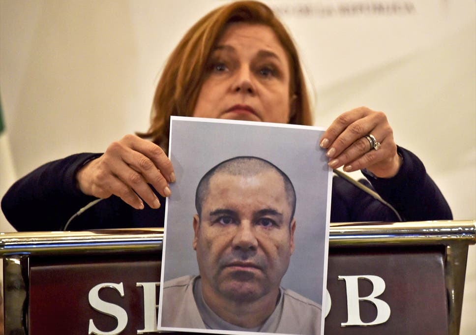 Joaquin 'El Chapo' Guzmán: DEA knew of Mexican drug lord's year-long