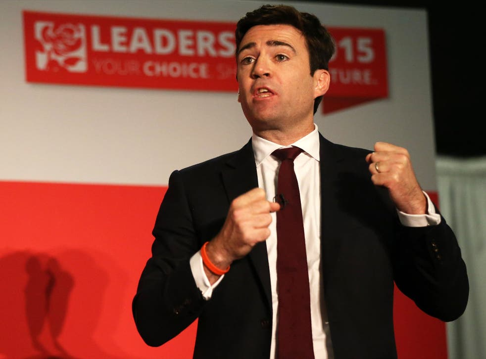 Andy Burnham: 'People do look up to this country to play its role and to stand up for people that are the risk of violence and persecution'
