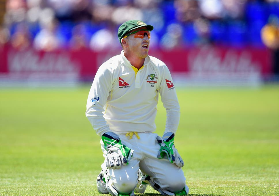 Ashes 2015: Australia forced to call on novice Peter Nevill