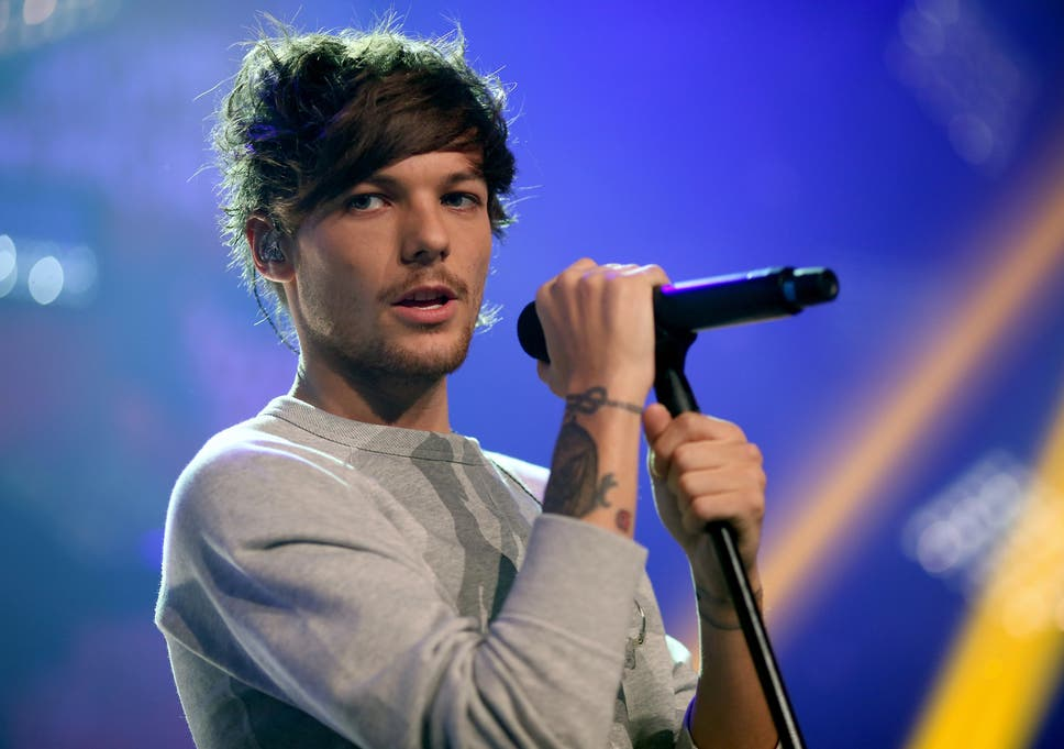 One Direction's Louis Tomlinson is expecting a baby with