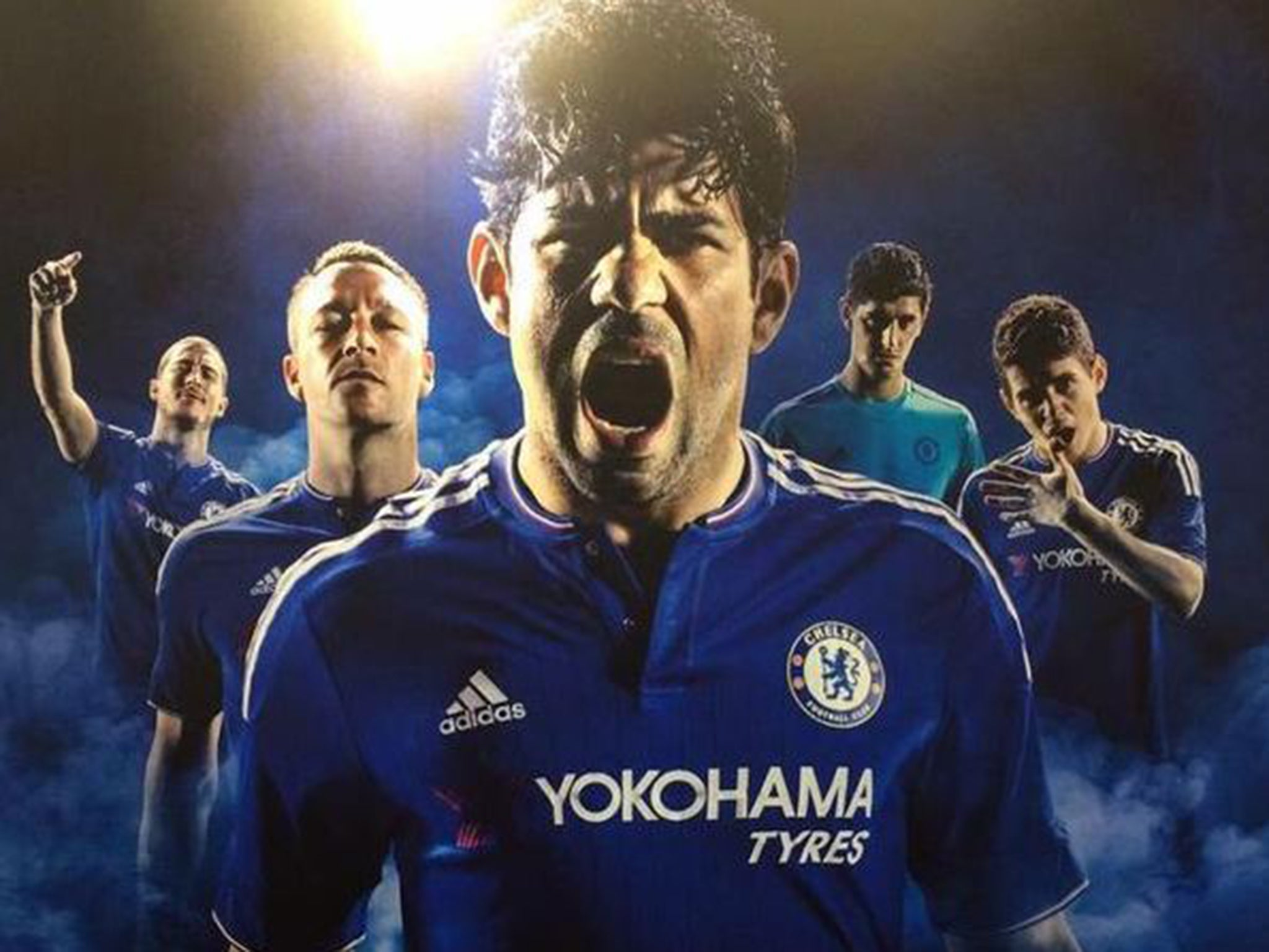 5f11793d8fc Chelsea 2015 16 home kit leaked again with Diego Costa