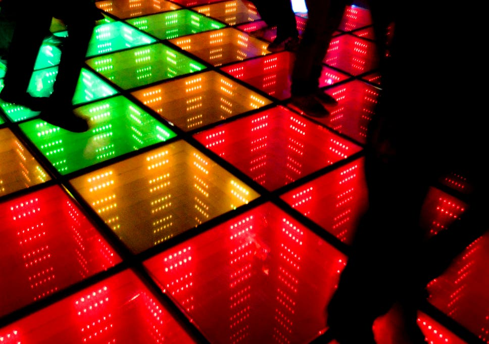 df9ea2a4e0d How harnessing energy from the pounding feet of commuters or revellers in a  disco could be the future of renewables
