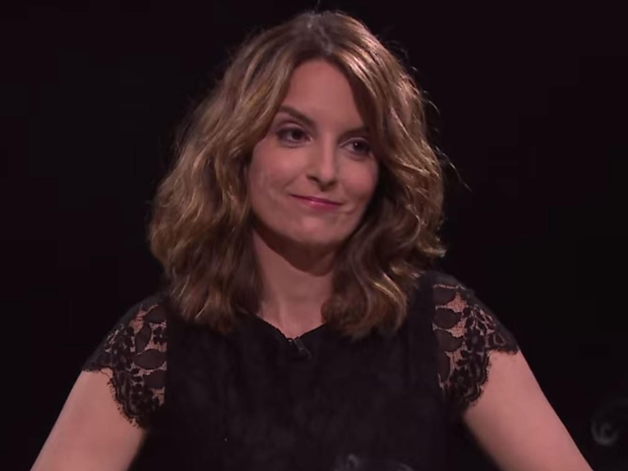 Tina Fey tells female Donald Trump voters: 'You can't look away'   The ...