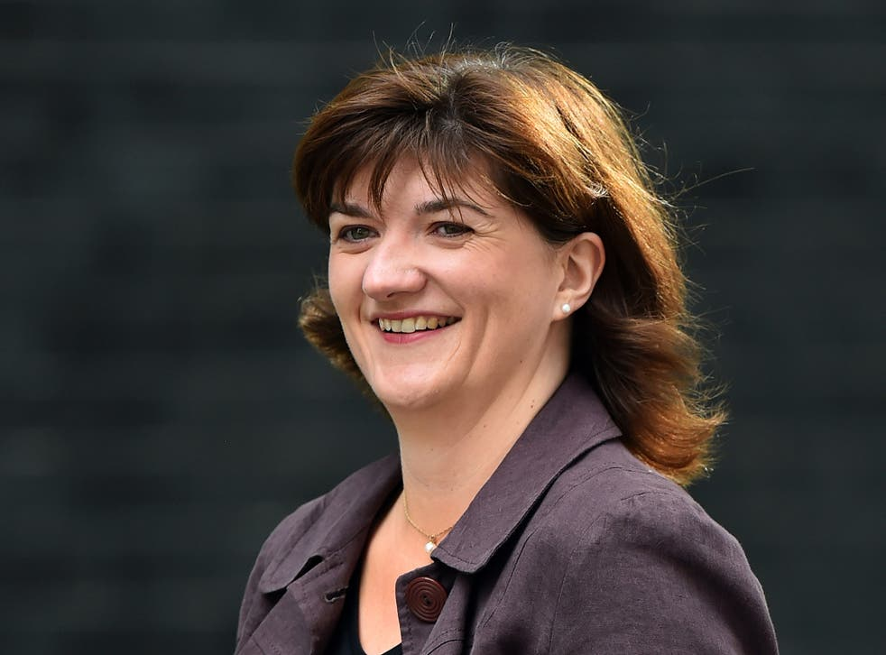 Nicky Morgan has been accused of overseeing the Government's use of schools to push a 'British values' agenda