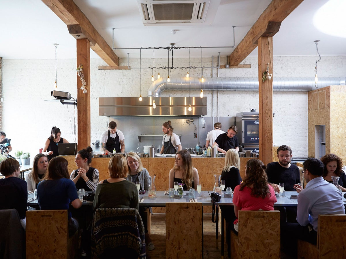Silo Restaurant Review Imagination Ambition And Purest Of Pure Ingredients The Independent The Independent