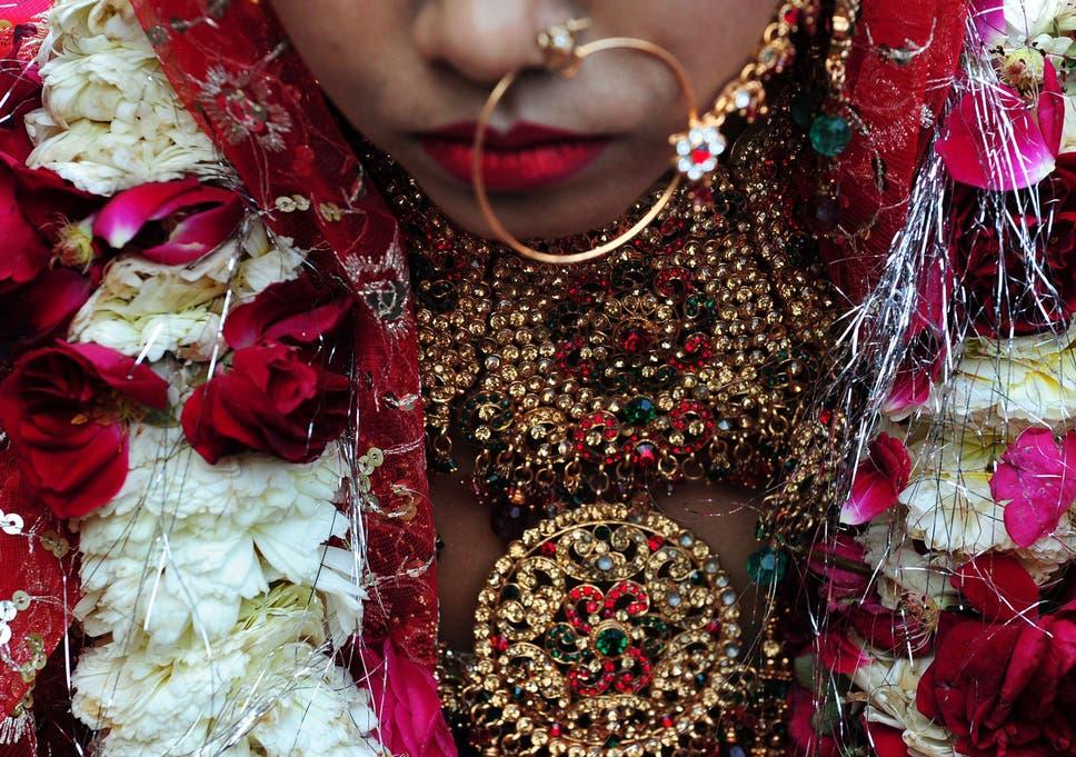 british indian arranged marriage