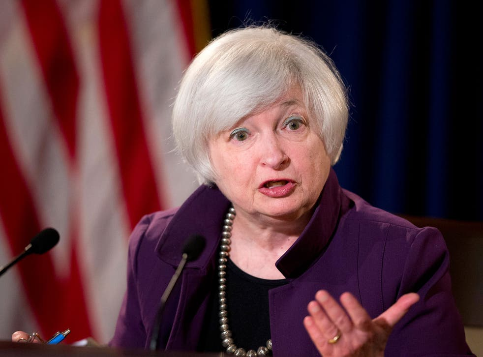 The Fed Reserve chair Janet Yellen has told Congress that a US rate rise will still happen in 2015