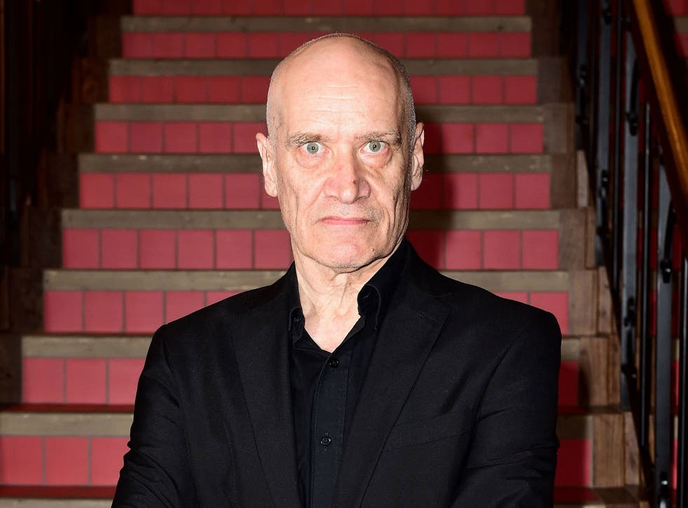 Wilko Johnson attending The Ecstasy of Wilko Johnson premiere at The Picture House Central, London