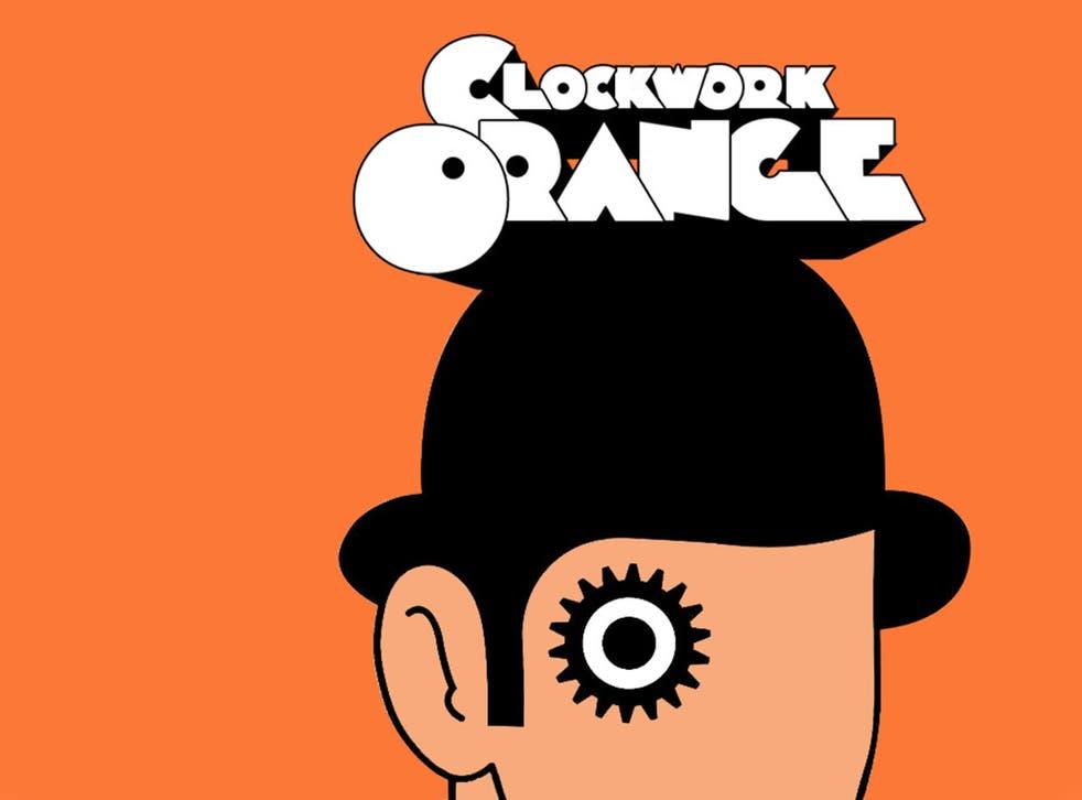 Burgess called A Clockwork Orange 'a novel I am prepared to repudiate'