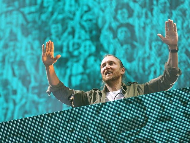 <p>David Guetta</p>