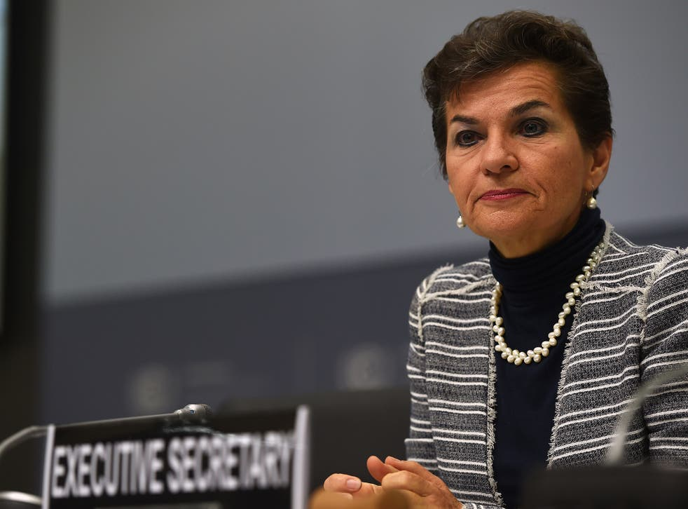 Christiana Figueres is increasingly confident that difficulties in tackling climate change will be overcome