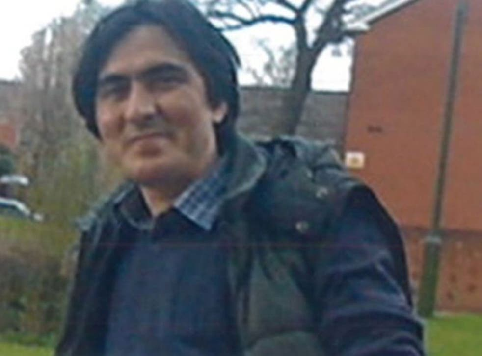 Bijan Ebrahimi, an Iranian man wrongly accused of being a paedophile