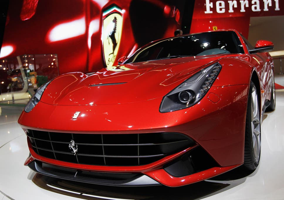 Ferrari Car Models List Complete List Of All Ferrari Models >> Ferrari In Pole Position For New York Listing But Is It Worth It