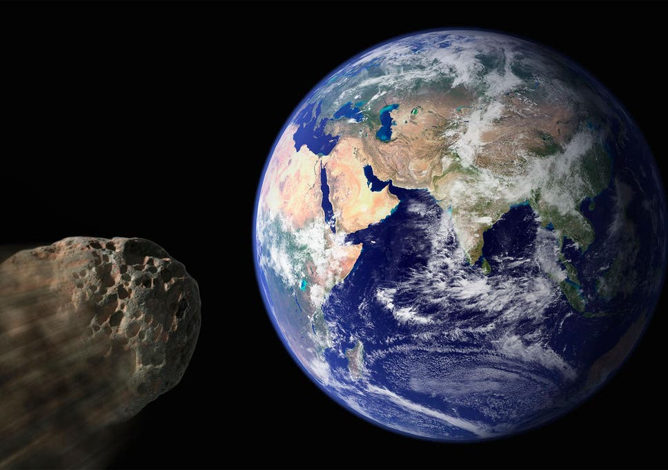 Nasa will use asteroid flyby in October to test 'planetary